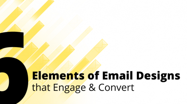 6 Elements of Email Designs that Engage & Convert (w/ Examples)